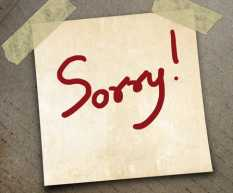 5 Steps To A Sincere Apology