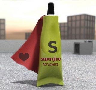 Superglue for lovers